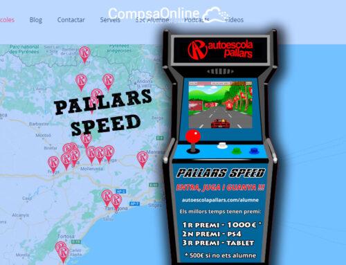 Pallars Speed desenvolupat per compsaonline