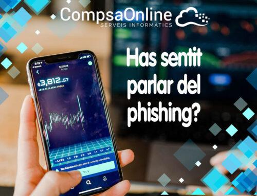 ¿Has oído hablar del phishing?