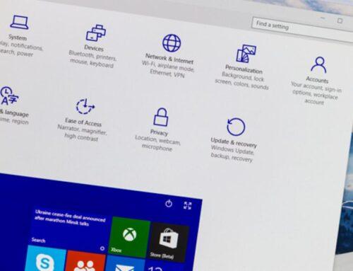 Cómo restaurar Windows 10 para que funcione más rápido