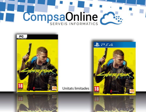 Nou Joc Cyberpunk 2077 DAY ONE PS4 i PC
