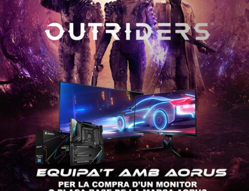 Emporta't el joc OUTRIDERS per a PC GRATIS