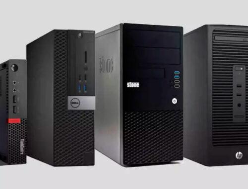 Aprèn a diferenciar els tipus de PC pel seu disseny, quin és el teu?
