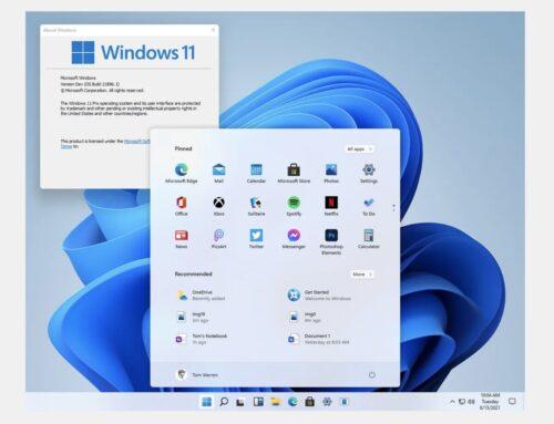 Es filtra Windows 11: així és el menú Inici, Explorador d'arxius i molt més sobre el suposat successor de Windows 10