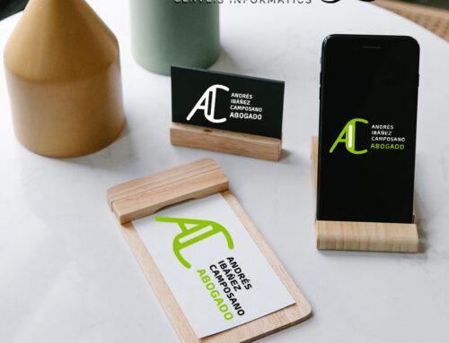 Disseny i creació de logotip per Andrés Ibáñez